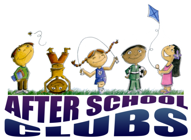 Image result for after school club clip art