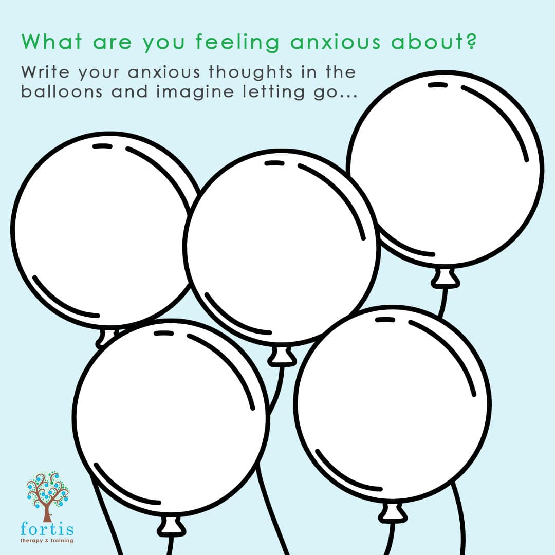 Balloon exercise